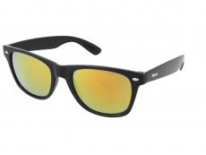 Gafas de sol Alensa Sport Black Orange Mirror
