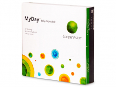 Lentillas diarias - MyDay daily disposable (90 lentillas)