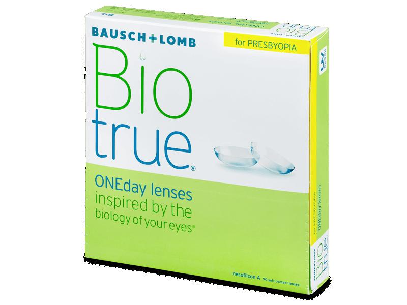 Biotrue ONEday for Presbyopia (90 lentillas) - Lentillas diarias desechables