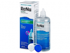 Lentillas Bausch and Lomb - Líquido ReNu MultiPlus 240 ml