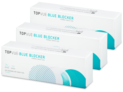 TopVue Blue Blocker (90 lentillas)
