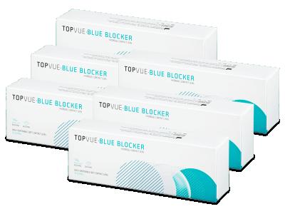 TopVue Blue Blocker (180 lentillas)