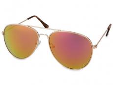 Gafas de sol Gold Pilot - Rosa/Naraja