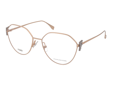 Gafas graduadas Fendi FF 0389/G DDB