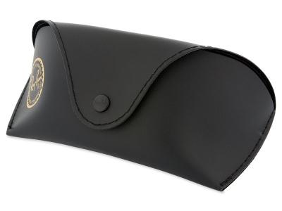 Gafas de sol Gafas de sol Ray-Ban RB4068 - 894/58 POL  - Original leather case (illustration photo)