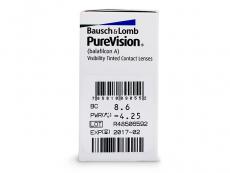 PureVision (6Lentillas) - Previsualización de atributos