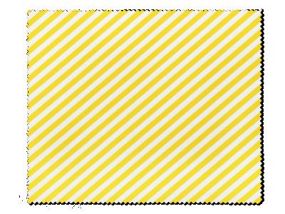 Paño de limpieza para gafas - rayas amarillas