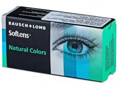 Lentillas de colores - SofLens Natural Colors - Graduadas (2lentillas)