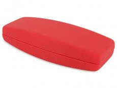 Accesorios - Estuche rígido para gafas de color rojo