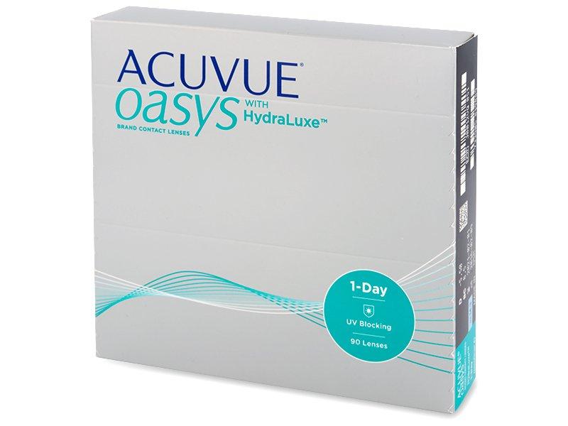 Acuvue Oasys 1-Day (90lentillas) - Lentillas diarias desechables