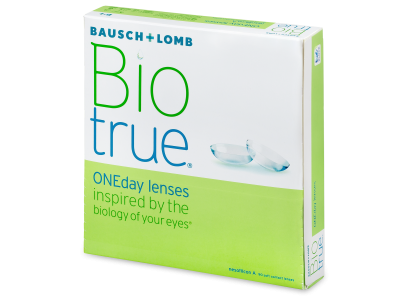 Biotrue ONEday (90 lentillas)
