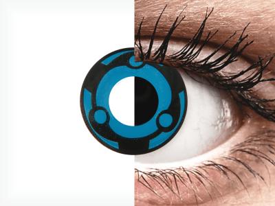 CRAZY LENS -  Vision - Diarias sin graduación (2 Lentillas)