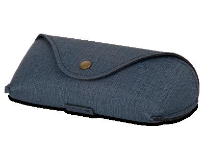 Estuche azul para gafas SH224-1
