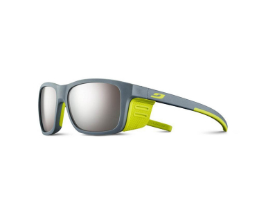 Gafas de sol Julbo Cover SP4 Baby Light Grey/Green Apple