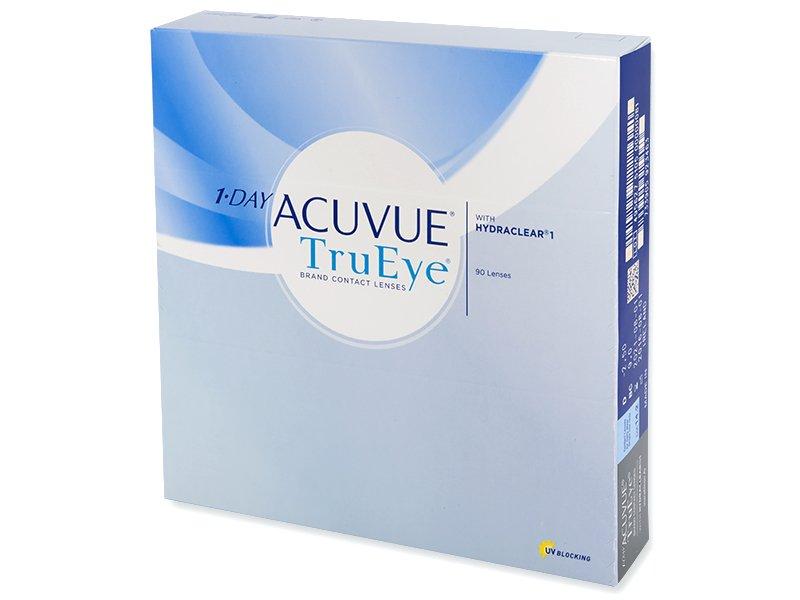 1 Day Acuvue TruEye (90Lentillas) - Lentillas diarias desechables - Johnson and Johnson