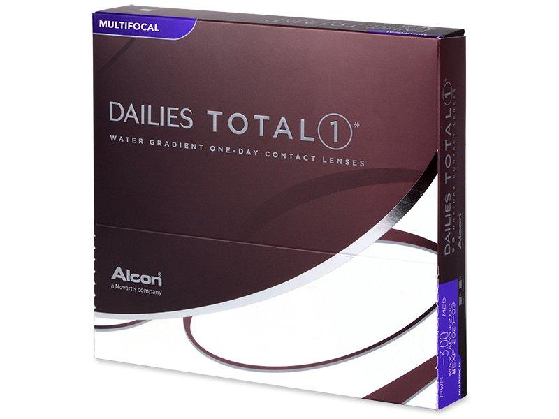Dailies TOTAL1 Multifocal (90 lentillas) - Lentillas multifocales - Alcon