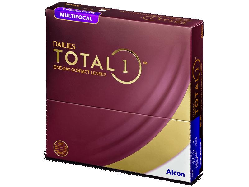 Dailies TOTAL1 Multifocal (90 lentillas) - Lentillas multifocales