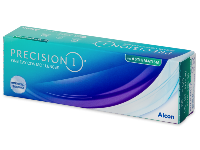 Precision1 for Astigmatism (30 Lentillas)