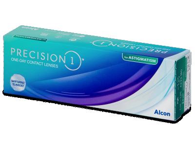 Precision1 for Astigmatism (30 Lentillas)