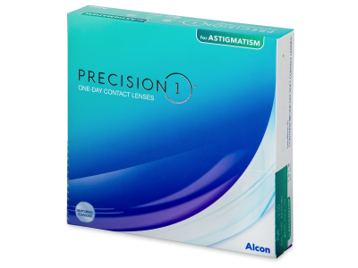 Precision1 for Astigmatism (90 Lentillas)