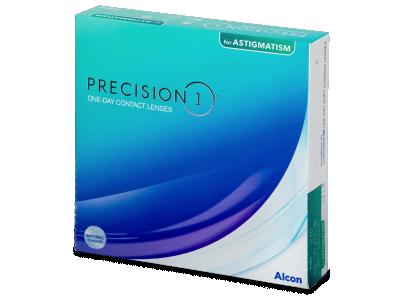 Precision1 for Astigmatism (90 Lentillas)