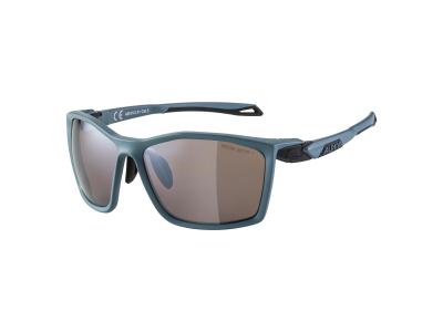 Gafas de sol Alpina Twist Five HM+ Dirtblue Matt/Black Mirror