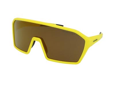 Gafas de sol Alpina Ram HM+ Pineapple Matt/Gold Mirror
