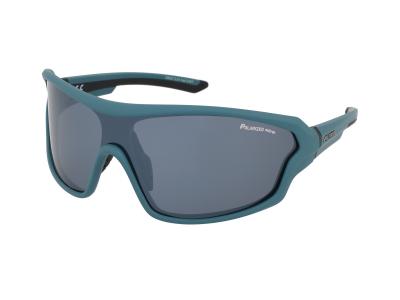Gafas de sol Alpina Lyron Shield P Dirtblue Matt/Black Mirror