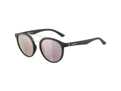 Gafas de sol Alpina Caruma II Black Matt/Rose Gold Mirror