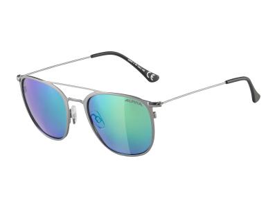Gafas de sol Alpina Zuku Gun Matt/Green Mirror