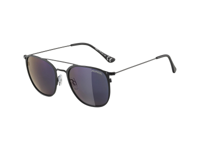 Gafas de sol Alpina Zuku Black Matt/Blue Mirror