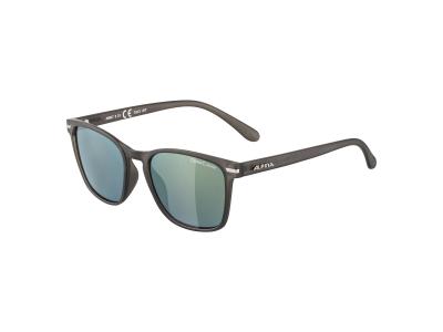 Gafas de sol Alpina Yefe Grey Transparent Matt/Gold Mirror