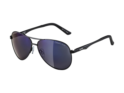 Gafas de sol Alpina A 107 Black Matt/Blue Mirror