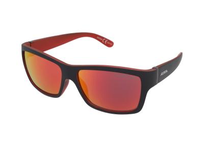 Gafas de sol Alpina Kacey Black Matt Red/Red Mirror