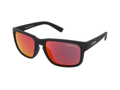 Gafas de sol Alpina Kosmic Black Matt/Red Mirror