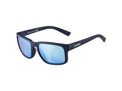 Gafas de sol Alpina Kosmic Nightblue Matt/Blue Mirror