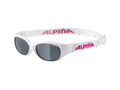 Gafas de sol Alpina Sports Flexxy Kids White Dots
