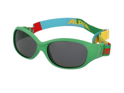 Gafas de sol Alpina Sports Flexxy Kids Green Puzzle