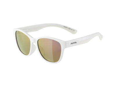 Gafas de sol Alpina Flexxy Cool Kids II White/Pink Mirror