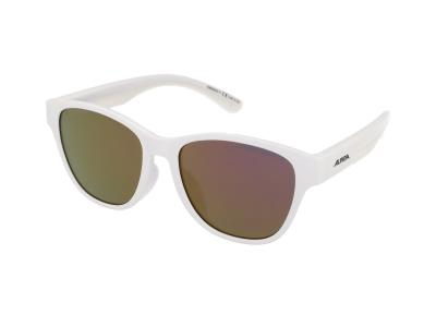 Gafas de sol Alpina Flexxy Cool Kids II White/Pink Mirror