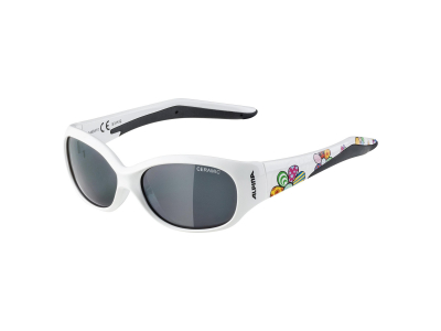 Gafas de sol Alpina Flexxy Kids White Flower