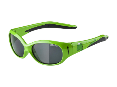 Gafas de sol Alpina Flexxy Kids Green Dino