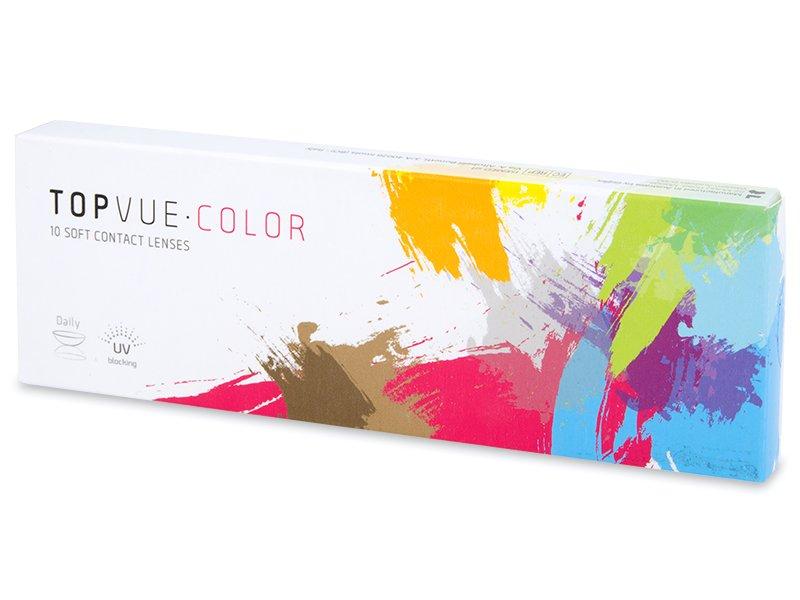 TopVue Color Daily - Graduadas (10 lentillas) - Lentillas de colores - TopVue