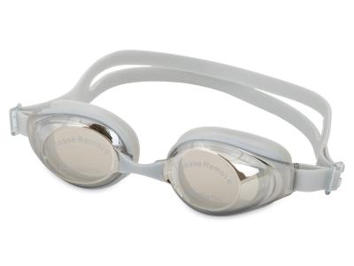 Gafas de natación Neptun - Plata/Gris