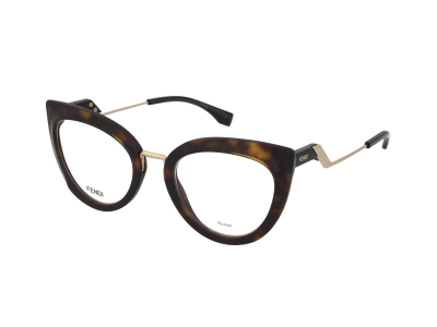 Gafas graduadas Fendi FF 0334 086