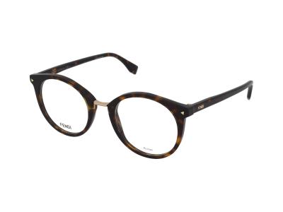 Gafas graduadas Fendi FF 0350 086