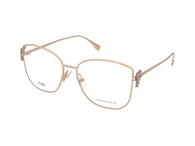 Gafas graduadas Fendi FF 0390/G DDB