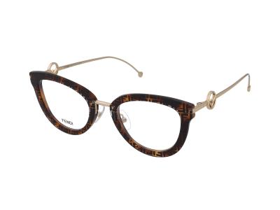 Gafas graduadas Fendi FF 0417 086