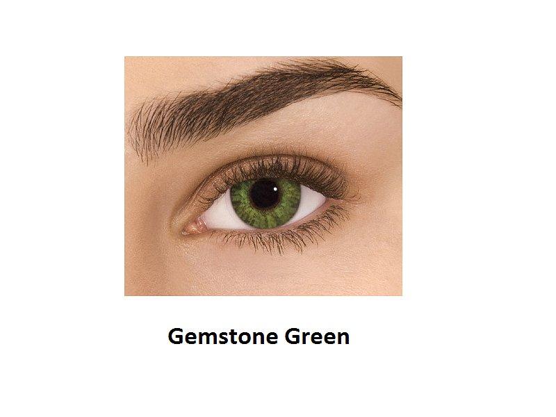 Verde - piedra preciosa