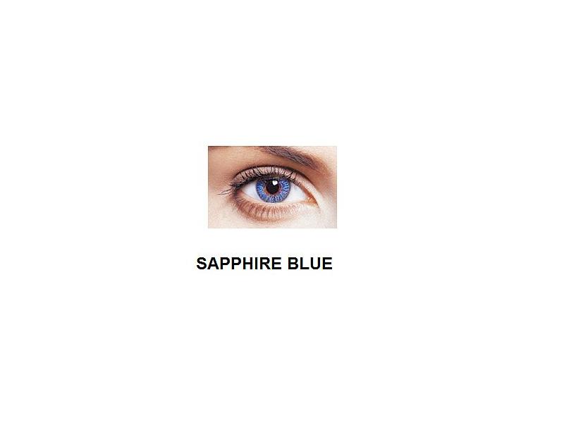 Azul zafiro/Saphire